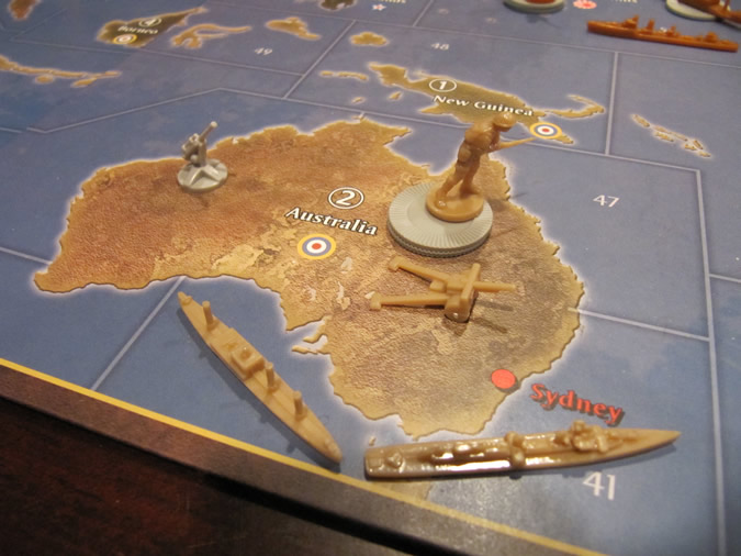 Axis & Allies Anniversary: Australia