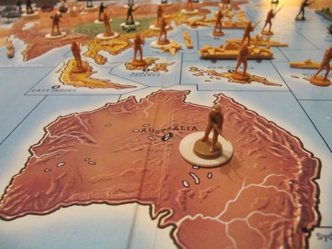Axis & Allies - Australia