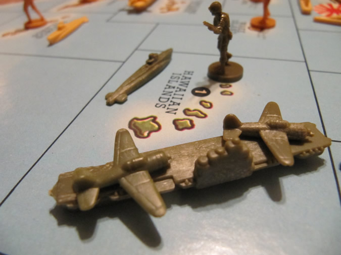 Axis & Allies - USA Navy