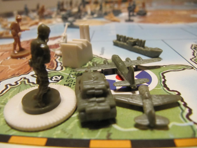 Axis & Allies - USA Looking On