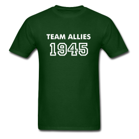 Axis & Allies T-Shirt: Team Allies - Men