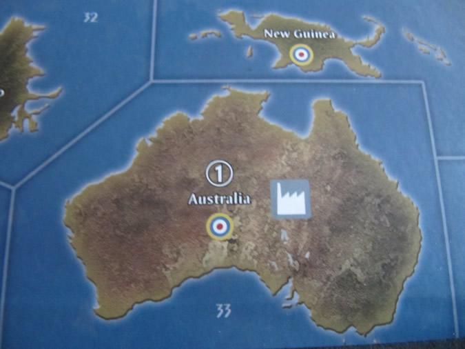 Axis & Allies 1941 - Australia